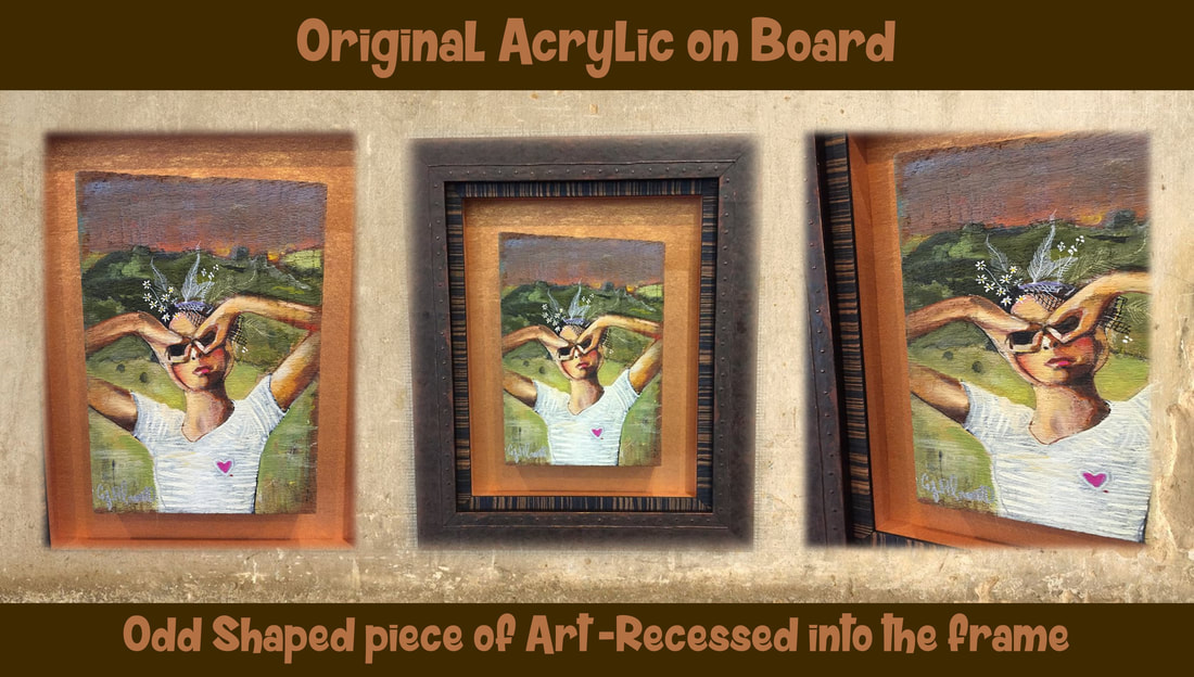 Long Island Picture Frame and Art Gallery Shadowbox